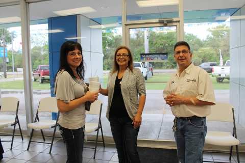 Event - 2015 Business Group Business Card Exchange - Pierre Part - Belle River Business Group