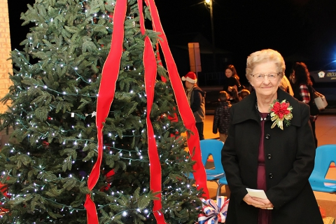 Event - 2017 Christmas Tree Lighting - Pierre Part - Belle River Business Group