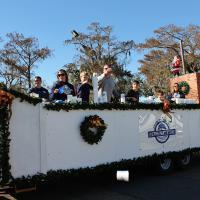 Event - 2017 Pierre Part Christmas Parade - Pierre Part - Belle River Business Group